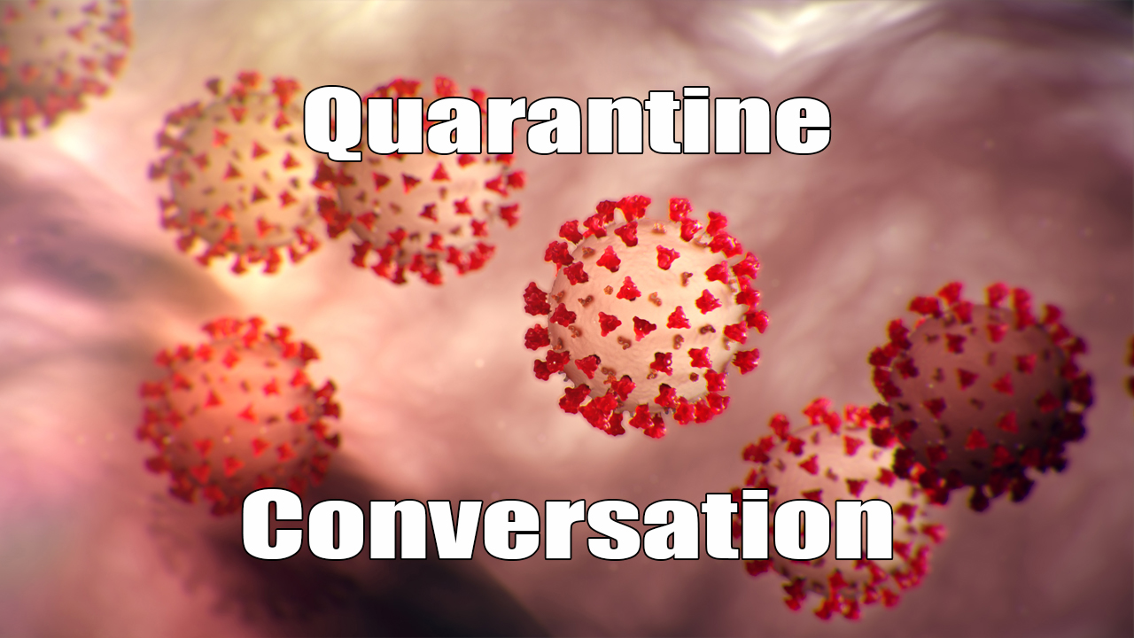 Quarantine Conversation 2