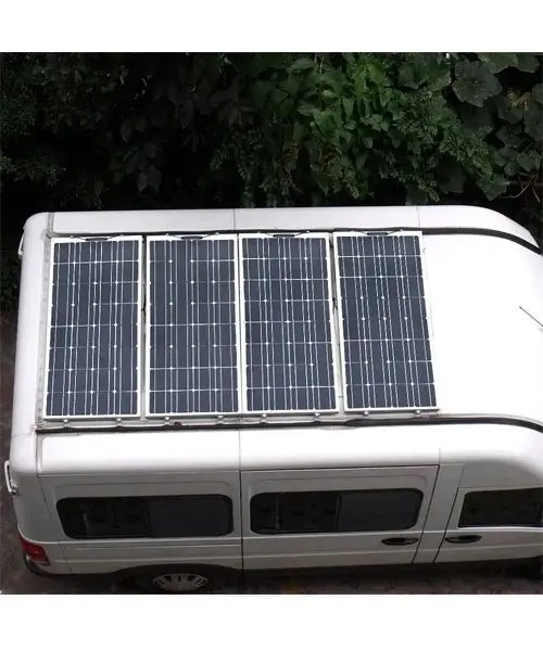 100w Flexible Monocrystalline Solar Panels For Car Boat Rv 12v 24 Volt Our Shared Earth