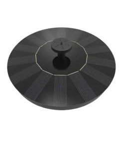 Portable Solar Power Fountain - Main Cover