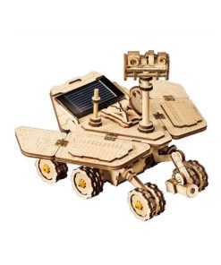 ROBOTIME DIY Assembly Set Solar Opportunity Rover - 3D Model - Cover