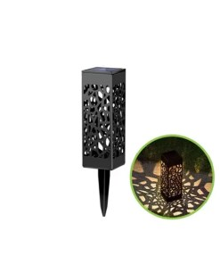 Decorative Solar Pathway Garden Lanterns - Cover