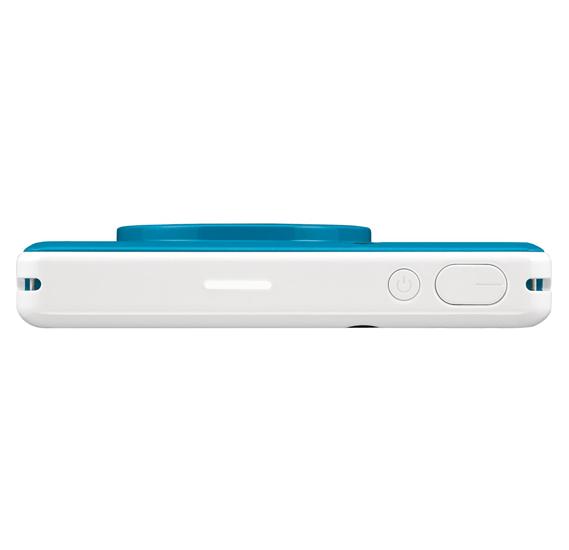 Canon Zoemini C CV 123 SSB Instant Camera Printer 5MP Camera Sea Side Blue