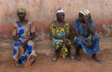 Women of Gambaga