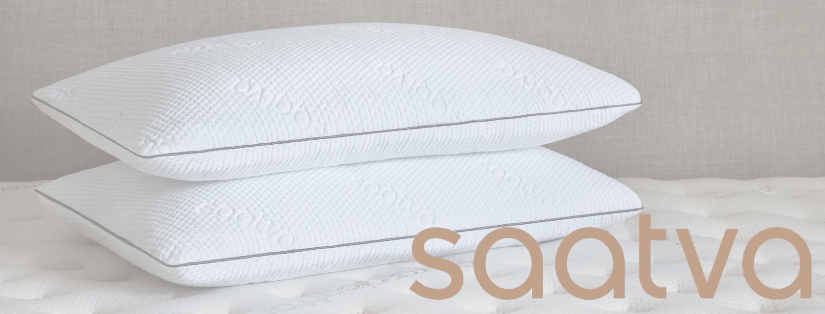 saatva memory foam pillow review