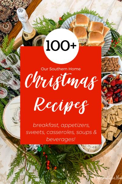 recipes graphic