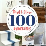 100 thrift store makeovers from popular bloggers!