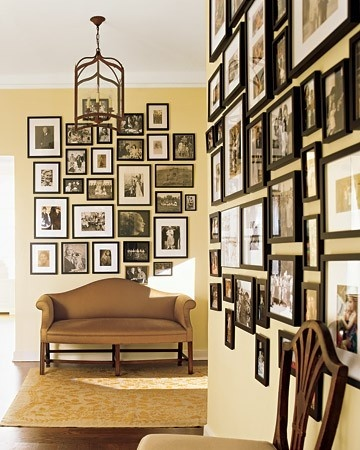 Gallery Wall {Inspiration}