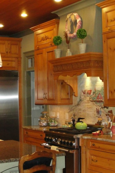 French Country Kitchen {Tour}