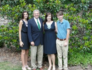 Father's Day at Our Southern Home