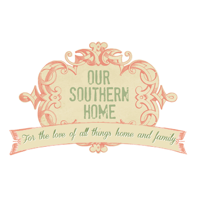 Visit Our Southern Home for decorating, craft, DIY,  recipes and more with a French Country touch. www.oursouthernhomesc.com
