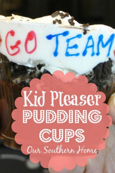 Easy Pudding Cup