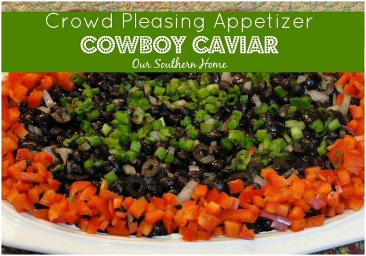 Cowboy Caviar {Appetizer}