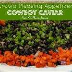 Cowboy Caviar from Our Southern Home