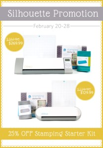 February Silhouette America Promotion