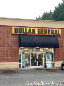 Save Money Spring Cleaning with Dollar General