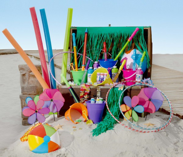 Dollar Tree Summer Fun via Our Southern Home