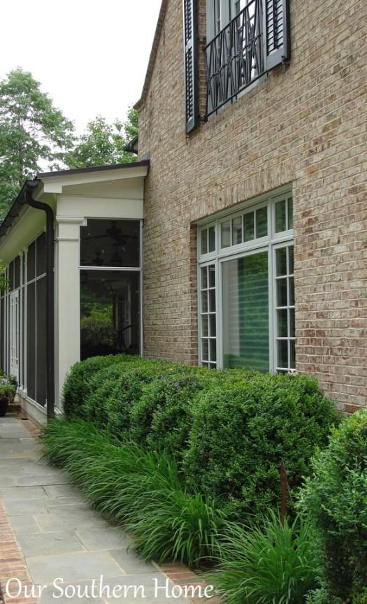 Ryobi Outdoors 40-V Lithium Hedge Trimmer via Our Southern Home #RyobiOutdoors
