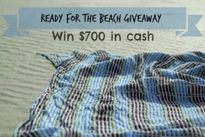 $700 May Giveaway