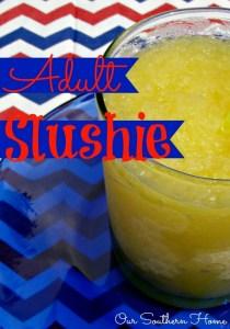 Adult Slushie