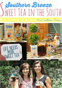 Sweet Tea in the South