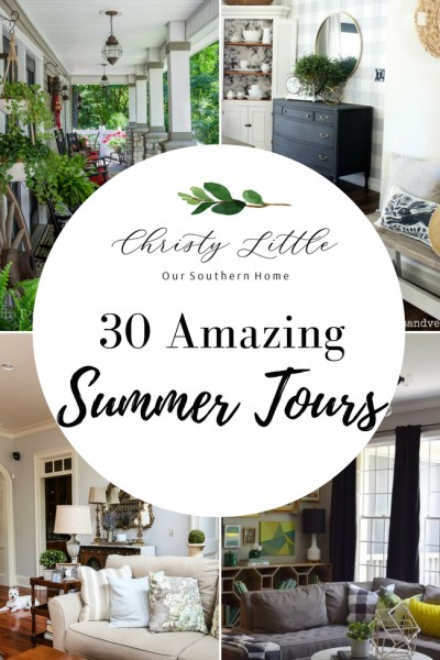 30 Amazing Summer Home Tours
