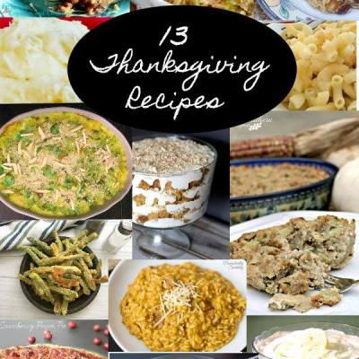 Best Ever Thanksgiving Recipes