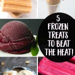 5 frozen treats to beat the heat from Inspiration Monday weekly features