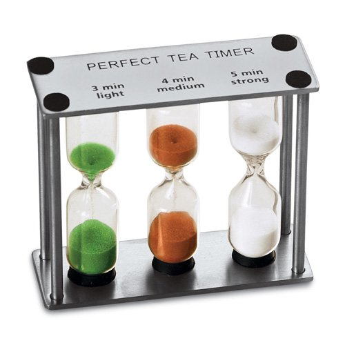G&H Tea Services 3-4-5-Minute Perfect Sand Timer