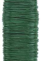 Darice Paddle Wire, 22-Gauge, Green, 38 Yards