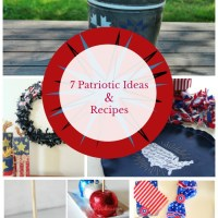 7 Patriotic Ideas and Recipes