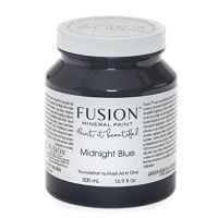 Fusion Mineral Paint 500 ml Midnight Blue