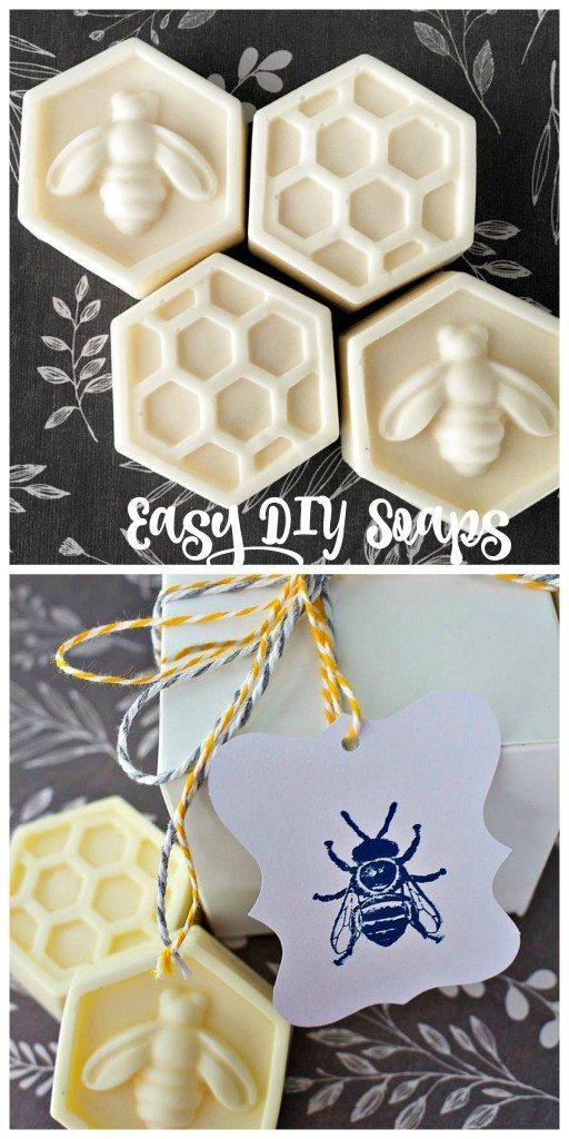 Bee Soap DIY