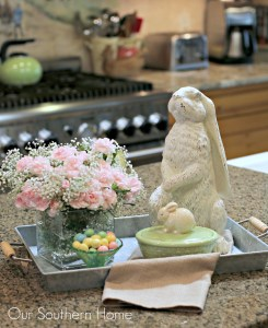 10 Minute Easter Centerpiece