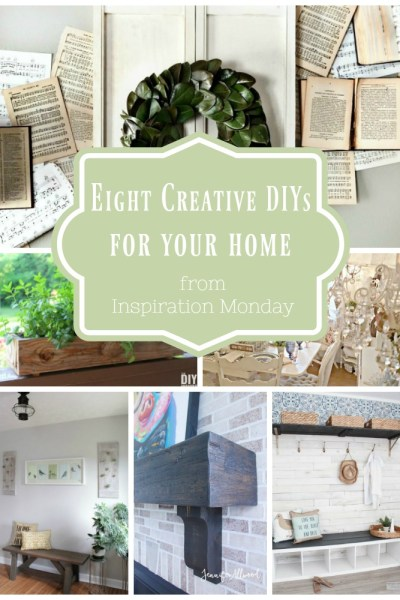 Creative DIYs for the Home