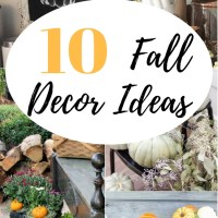 10 Fall Decor Ideas