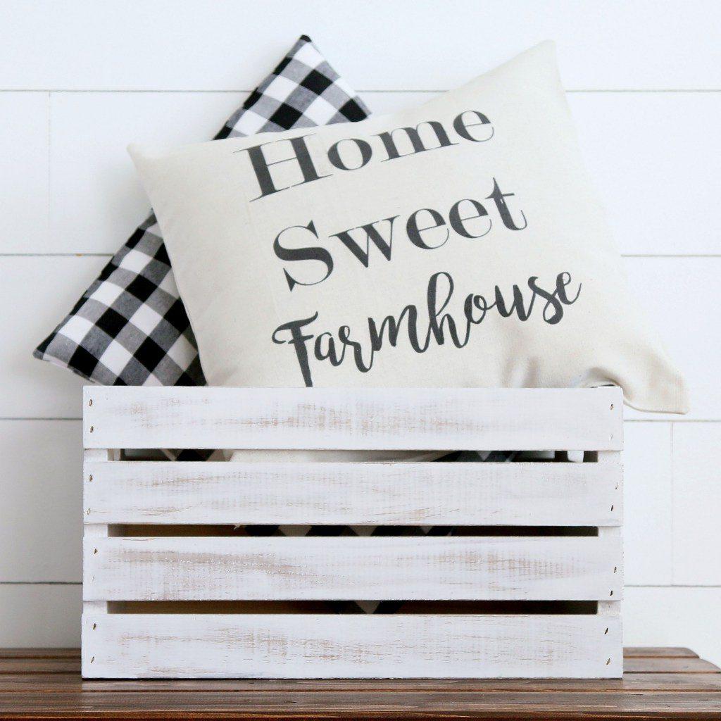 Farmhouse Pillow
