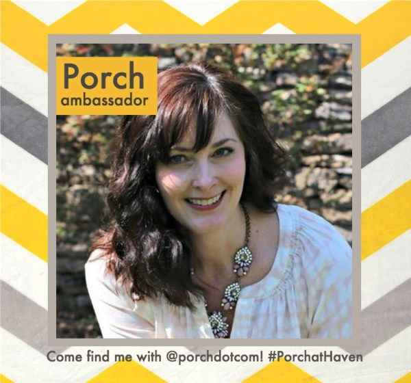 Christy from Our Southern Home will be the Porch Ambassador for the Haven blogging conference in Atlanta 2015!