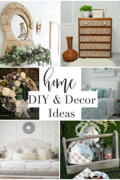 Home DIY and Decor Ideas
