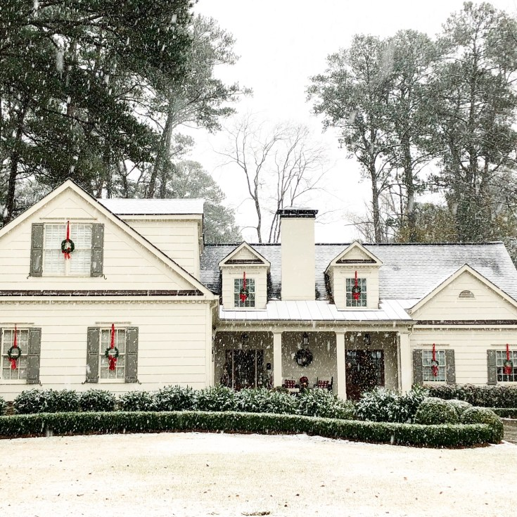 Our White Christmas - Southern State of Mind Blog by Heather
