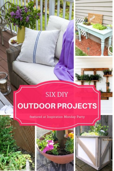 Six DIY Outdoor Projects