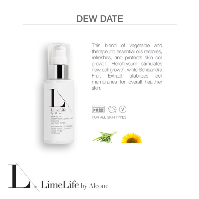 You need this product if you are wanting to get the dewy look for summer! #makeup #over40makeup #limelife #dewdate