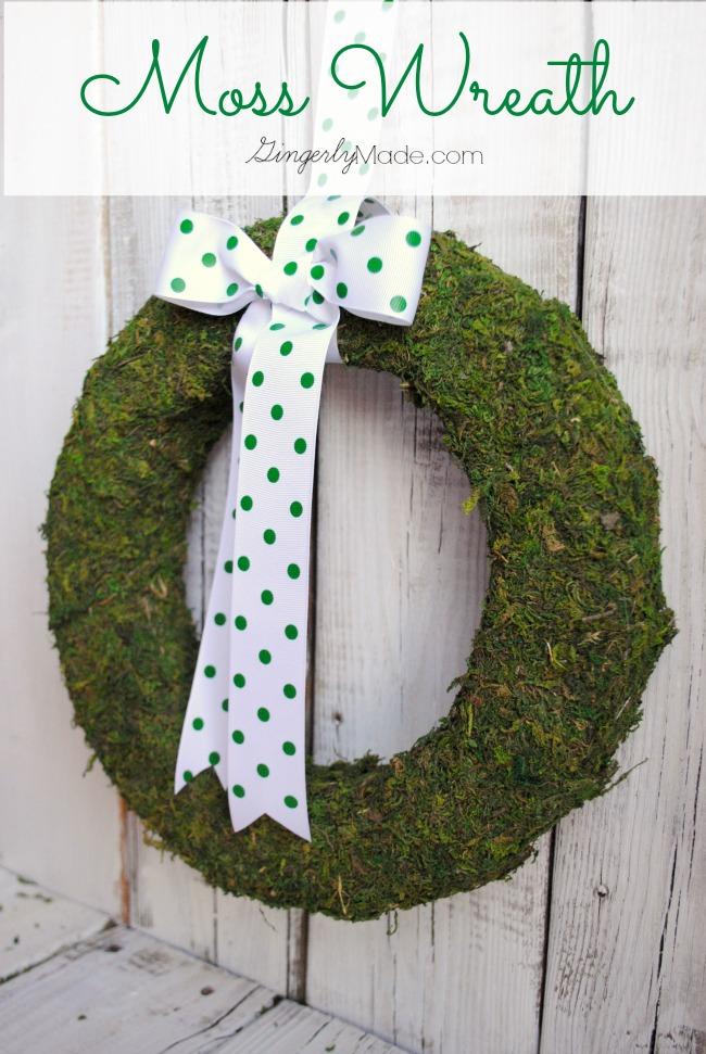 Moss-Wreath