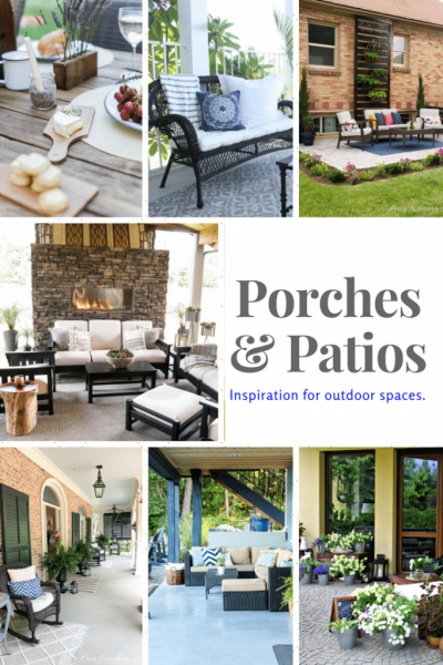 Beautiful Porches and Patios