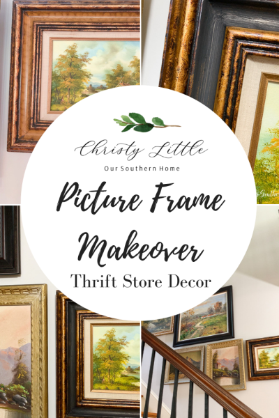 painting picture frames graphic
