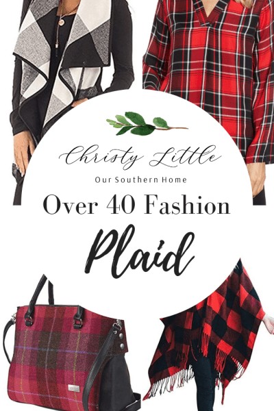 Plaid Outfit Ideas for the Holidays