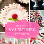 Valentine's Day Sweet Treats are the features from this week's