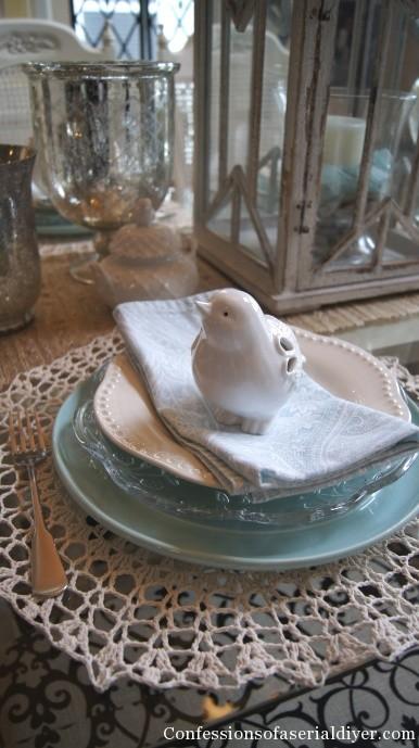 Easter Table Idea