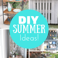 DIY Summer Entertaining Projects + Inspiration Monday