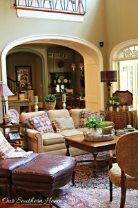 Summer in the Family Room