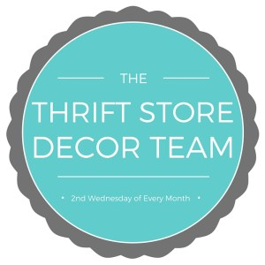 The thrift store decor team brings you fabulous makeover ideas each month!